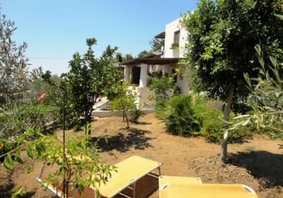 Casa Vacanze Villa Salina Eolie Acro Eoliano